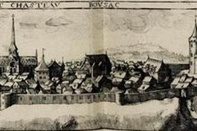 Circuit Dans Boussac Au Moyen Âge !