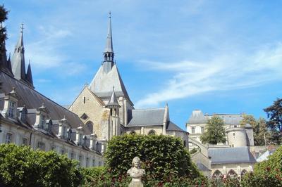 Circuit De L'abbaye De Saint-laumer à L'église Saint-nicolas à Blois