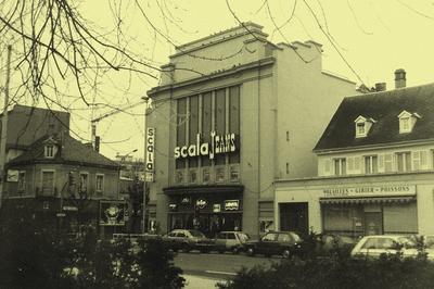 Circuit-découverte Du Faubourg Sud De Strasbourg