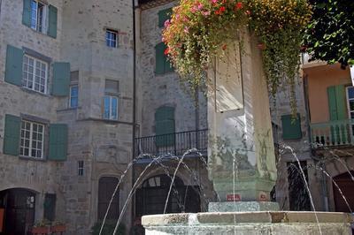 Circuit Historique De La Ville. à Privas