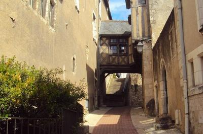 Circuit L'histoire Des Noms De Rue à Blois