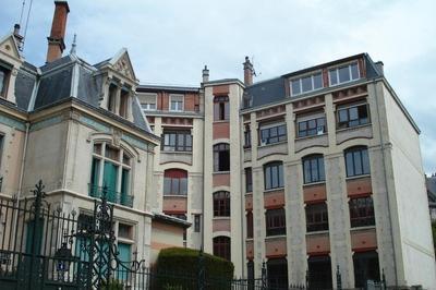 Circuit «les Ganteries Du Centre Villede Grenoble».