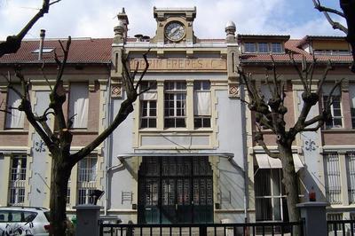Circuit « Les Ganteries Du Quartier De L'aigle De Grenoble ».