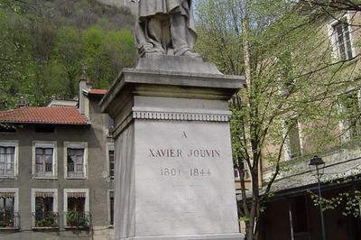 Circuit « Les Ganteries Du Quartier Saint-laurent De Grenoble ».