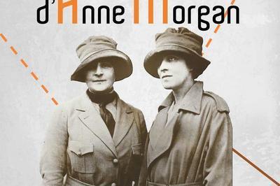 Circuit Sur Les Pas D'anne Morgan à Vic sur Aisne