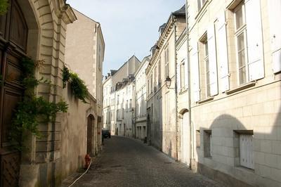 Circuit Thématique Hôtels Particuliers à Saumur
