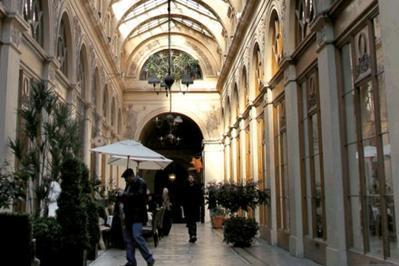 Circuits Passages Et Galeries à Paris 1er