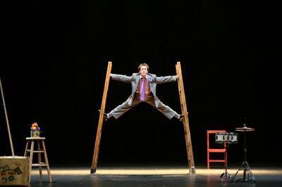 Circus Incognitus à Boulogne Billancourt