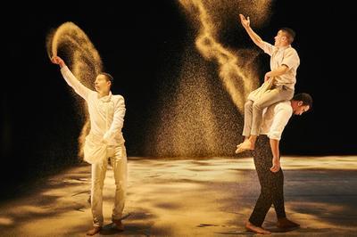 Cirque acrobatique de Tanger : Halka à Châtel Guyon