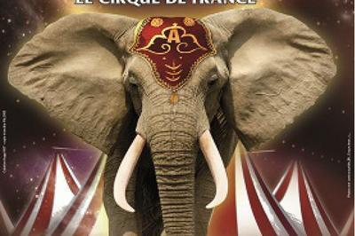 Cirque Amar L'Enchanteur à Coutances
