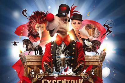 Cirque Arlette Gruss - 'Excentrik' à Nancy