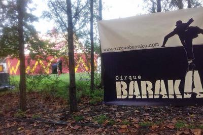 Cirque Baraka à Bordeaux