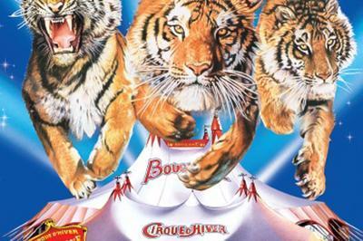 Cirque Bouglione à Brest