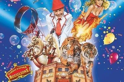 Cirque Bouglione - Exploit à Paris 11ème