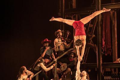 Cirque Eloize à Lyon