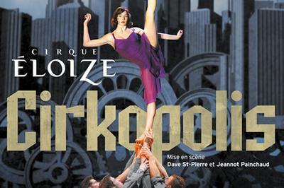 Cirque Eloize à Paris 13ème