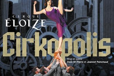 Cirque Eloize - Cirkopolis à Paris 13ème
