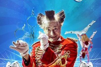 Cirque Holiday Présente Le Grand Cirque De Noël à Bron
