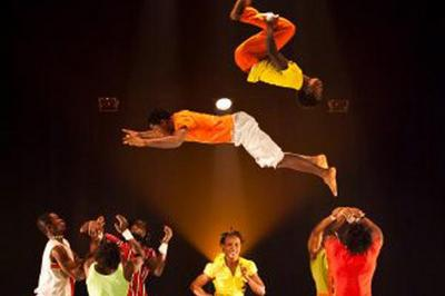 Cirque Mandingue à Paris 19ème