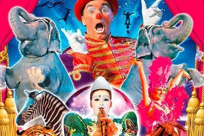 Cirque Medrano à Strasbourg