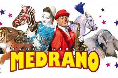 Cirque Medrano à Le Sequestre