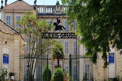 Alexis Gruss : Origines à Saint Herblain