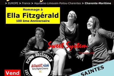 Cityjazzy - Hommage A Ella Fitzgera à Saintes