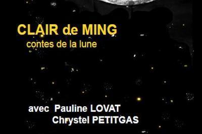 Clair de Ming, contes de la lune à Beganne