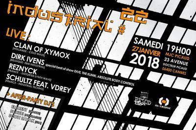 Clan Of Xymox, Dirk Ivens, Reznyck à Cannes