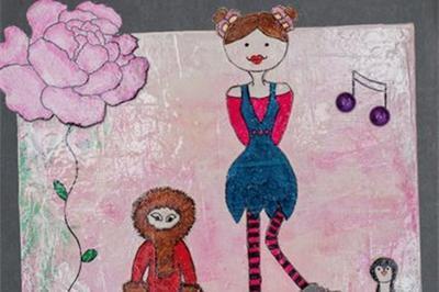 Clarisse Et La Banquise Fleurie à Aix en Provence