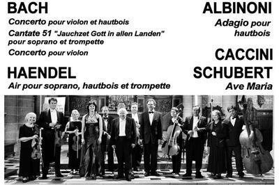 Classiques Favoris Bach Haendel à Baden