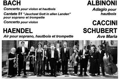 Classiques Favoris Bach Haendel à Etel