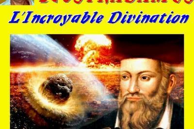 Claude Camous raconte : Nostradamus, l'Incroyable Divination à Marseille