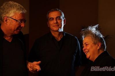 Claude Tchamitchian: Trio Naïri à Fontenay Sous Bois