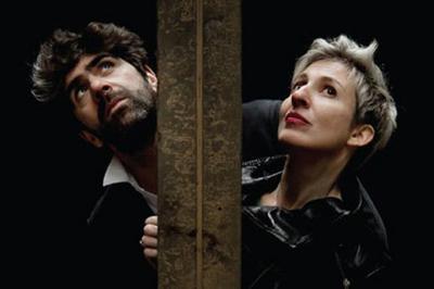 Claudia Solal & Benjamin Moussay à Les Lilas