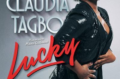 Claudia Tagbo à Deauville