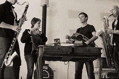 Clax Quartet à Tulle