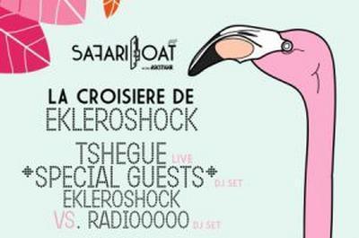 Closing - La Croisière Safari D'Ekleroshock à Paris 5ème