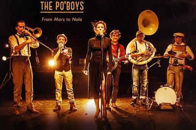Cloture du Petit festival Culturel de Puyloubier: Louise & The Po'Boys dans French quarter