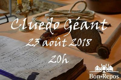 Cluedo™ Géant à Saint Gelven