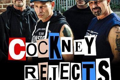 Cockney Rejects + Haymaker à Paris 18ème