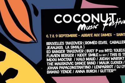 Coconut Music Festival - Pass 1 Jour à Saintes