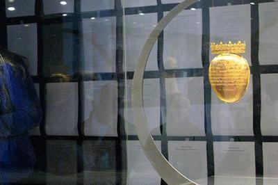 «L'Écrin du cœur d'Anne de Bretagne» avec Rémi Checchetto à Nantes