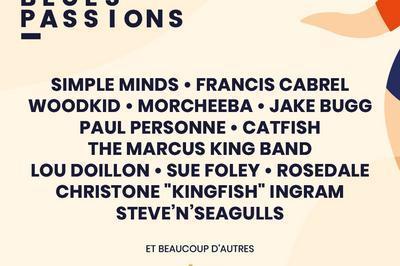 Cognac Blues Passions 2020 Pass 5j