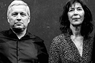 Colporteurs - Anne Alvaro et François Raulin à Grenoble