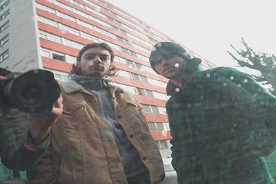 Columbine à Angers