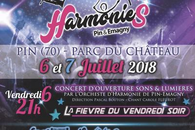 Festival HarmonieS - Orchestre d'Harmonie de Pin-Emagny 2018