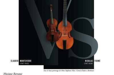 Combattimento I Tournoi I musical(e) - Monteverdi vs Formé à Saint Andre du Bois