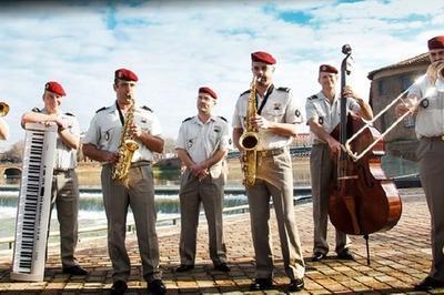 Combo Jazz De La Musique Des Parachutistes De Toulouse à Cahors