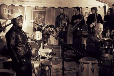 Combok (afrobeat)  et Dik-Dik Dragon (rock cuivré) à Pau
